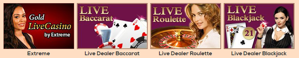 Live Games Queenvegas